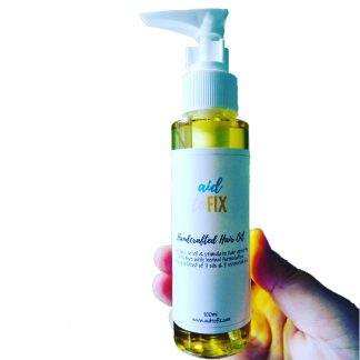 Hair loss oil serum