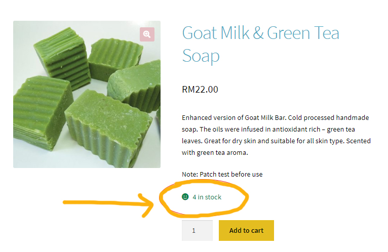 Wholesale Handmade Soap in Malaysia